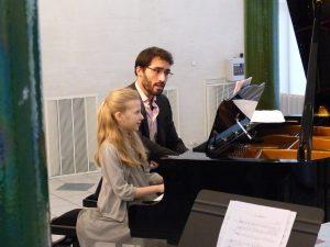 Klaverlærer Daniel Fladmose Klaverundervisning